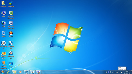 新萝卜家园 ghost win7 sp1 电脑城装机版X86 V2013